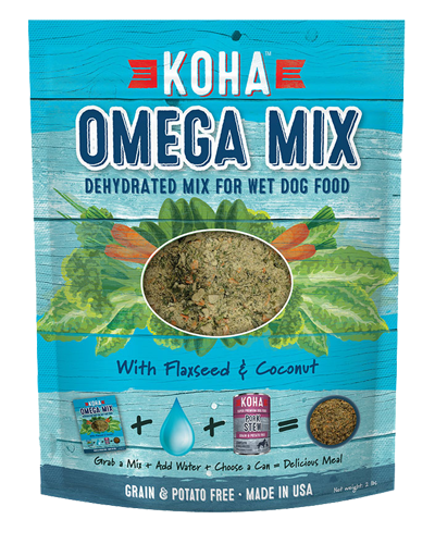 Picture of Koha Grain Free Dehyrdrated Omega Mix - 2 lbs.