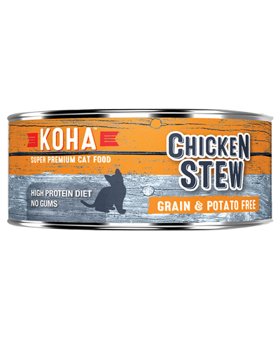 Picture of Koha Grain Free Chicken Stew - 5.5 oz.
