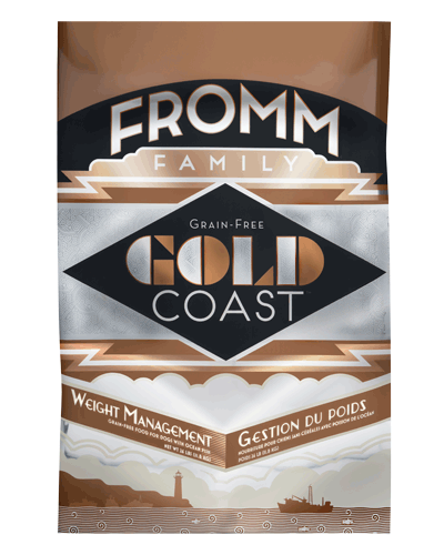 Picture of Fromm Gold Coast Grain Free Weight Management Formula - 26 lbs