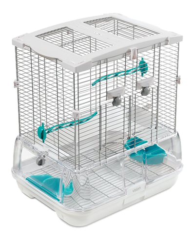 Picture of Hagen Vision Bird Cage for Small Birds