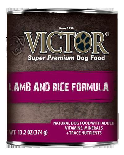 Picture of Victor Lamb & Rice Pâté - 13.2 oz.