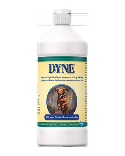 Picture of PetAg Dyne High Calorie Liquid Supplement - 16 oz
