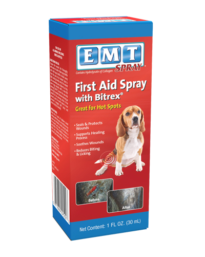 Picture of EMT First Aid Spray with Bitrex - 1 oz