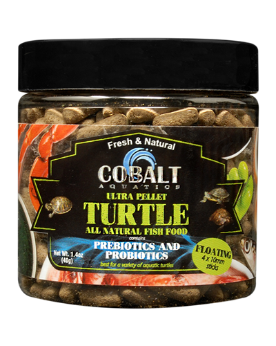 Picture of Cobalt Ultra Turtle Pellets - 1.4 oz.