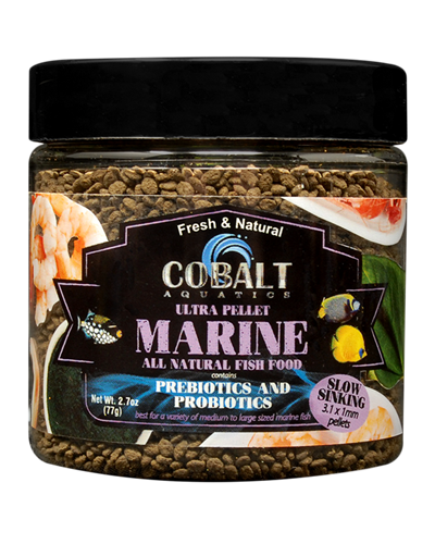 Picture of Cobalt Ultra Marine Sinking Pellets - 2.7 oz.