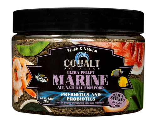 Picture of Cobalt Ultra Marine Sinking Pellets - 7.8 oz.