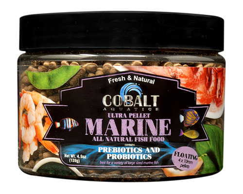 Picture of Cobalt Ultra Marine Jumbo Pellets - 4.9 oz.