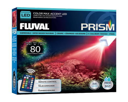 Picture of Fluval Prism Mutli-Color Underwater Spotlight LED