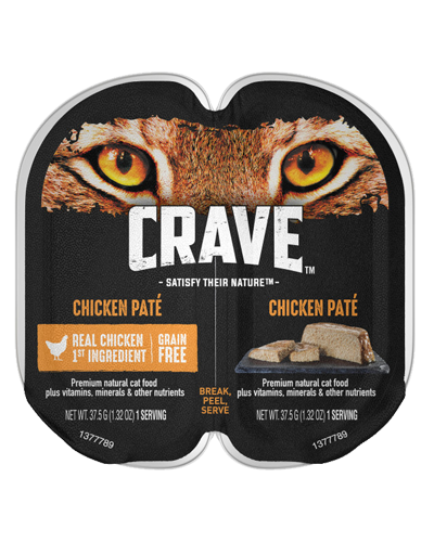 Picture of Crave Grain Free Chicken Pate - 2.6 oz.