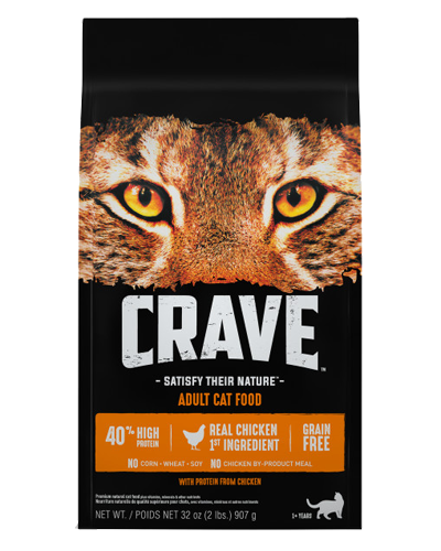 Picture of Crave Grain Free Formula with Chicken - 2 lb.