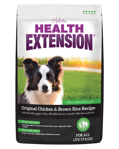 Picture of Health Extension Original Chicken and Brown Rice Recipe - 40 lb.