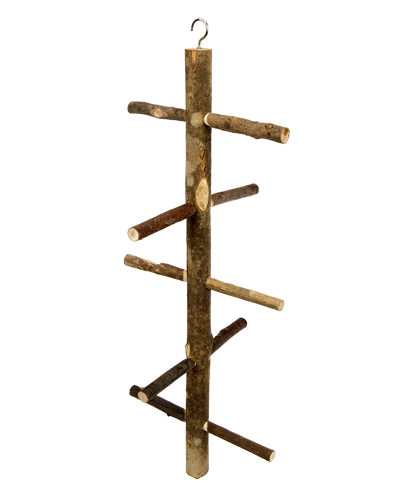 Picture of Ware Birdie Bark Twisted Ladder Large - 18""