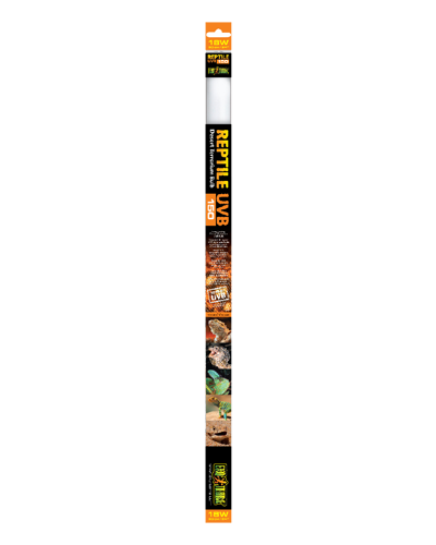 "Picture of Exo Terra Fluorescent UVB 150 Bulb 24"" - 18 Watt"