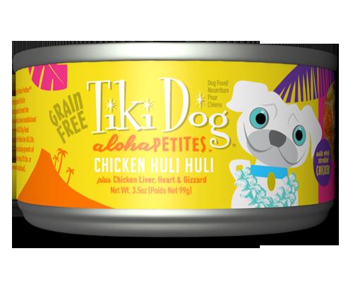 Picture of Tiki Dog Aloha Petites Chicken Huli Huli Formula - 3.5 oz.