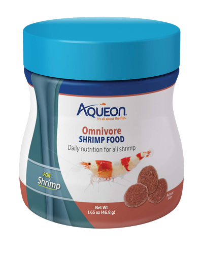 Picture of Aqueon Omnivore Shrimp Food - 1.5 oz