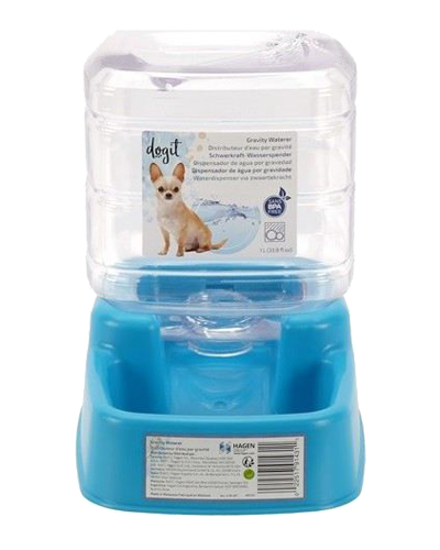 Picture of Dogit Gravity Waterer 1 Liter