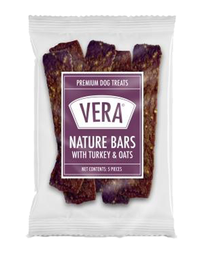 Picture of Vera Premium Nature Bars with Turkey and Oats - 5 pc.