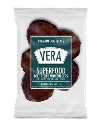 Picture of Vera Mini Beef Burger Patties - 5 pc.