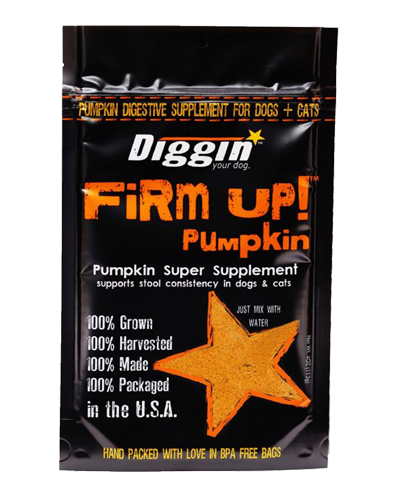 Picture of Diggin Your Dog Firm Up! Pumkin Supplement
