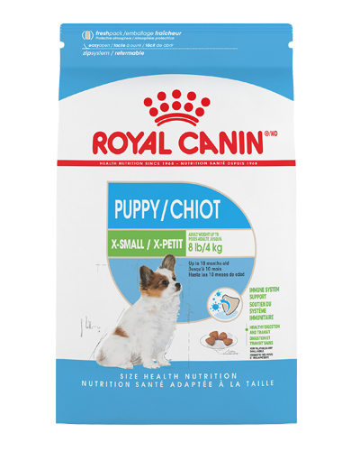 Picture of Royal Canin Extra Small Puppy Formula - 2.5 lbs