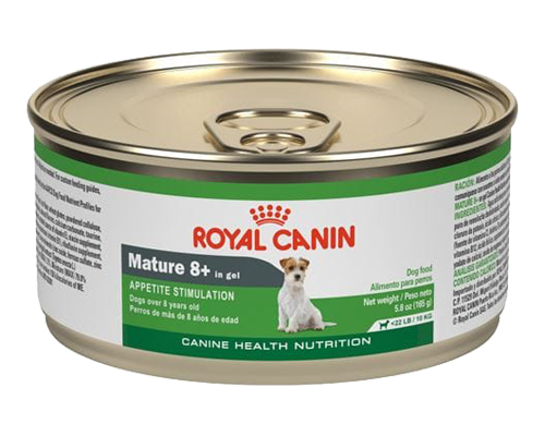 Picture of Royal Canin Mature 8+ in Gel for Small Breed - 5.8 oz.