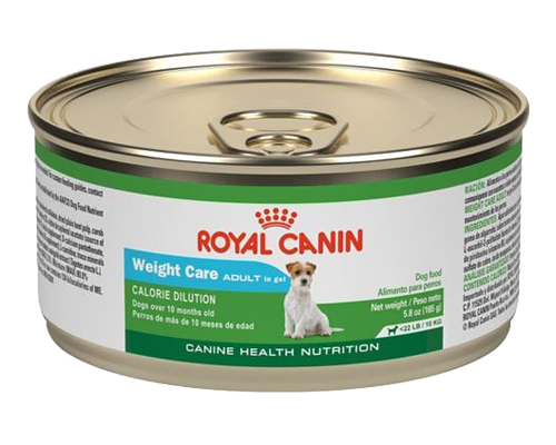 Picture of Royal Canin Adult Weight Care in Gel for Small Breed - 5.8 oz.