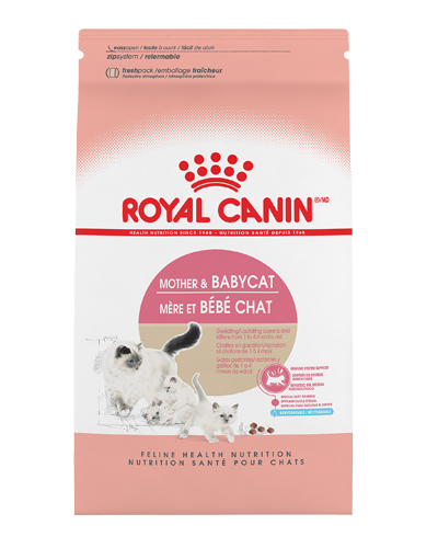 Picture of Royal Canin Mother & Babycat Formula - 3.5 lbs