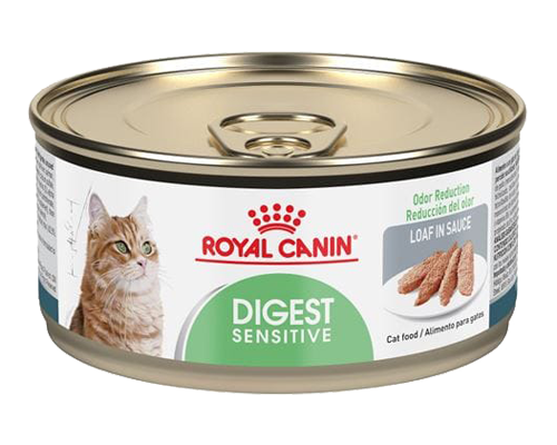 Picture of Royal Canin Digest Sensitive Loaf in Sauce Canned Cat Food - 3 oz.