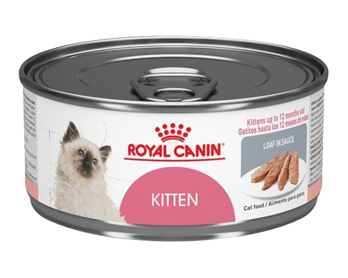 Picture of Royal Canin Kitten Loaf in Sauce - 5.8 oz.