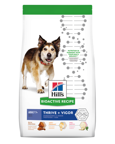 Picture of Hill's Bioactive Recipe Adult 7+ Thrive and Vigor - 21.5 lb.