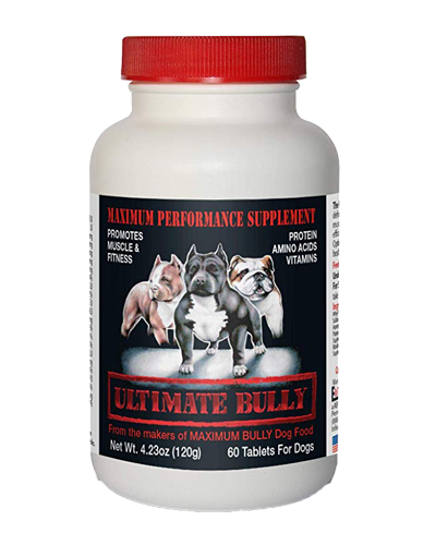 Picture of Maximum Bully Ultimate Bully Perfomace Supplement with Amino Acids - 60 Ct
