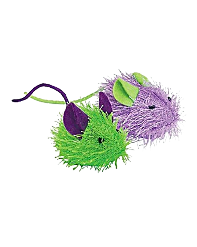 Picture of Our Pets Mini Hairy Mouse - Assorted Colors