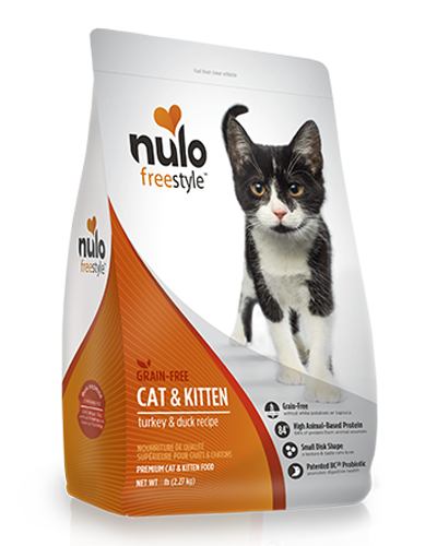 Picture of Nulo Freestyle Cat & Kitten Turkey and Duck - 12 lb.