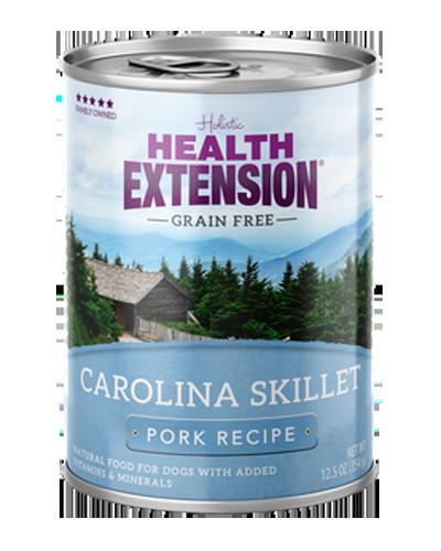 Picture of Health Extension Grain Free Carolina Skillet Pork Recipe - 12.5 oz.