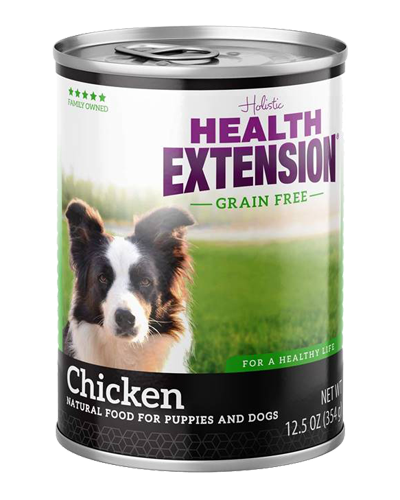 Picture of Health Extension Grain Free 95% Chicken - 13.2 oz.