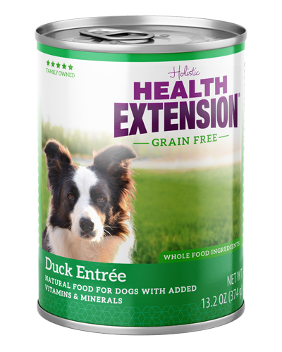 Picture of Health Extension Grain Free Duck Entrée 13.2 oz.