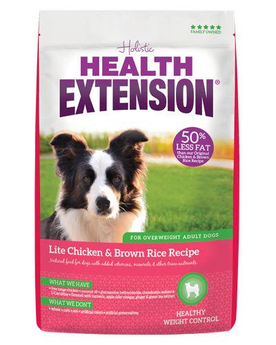 Picture of Health Extension Lite Chicken and Brown Rice Recipe - 15 lb.
