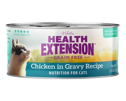 Picture of Health Extension Grain Free Chicken in Gravy Recipe - 2.8 oz.
