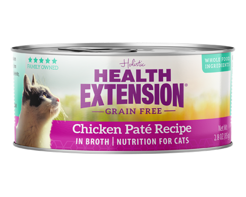 Picture of Health Extension Grain Free Chicken Pate Recipe - 2.8 oz.