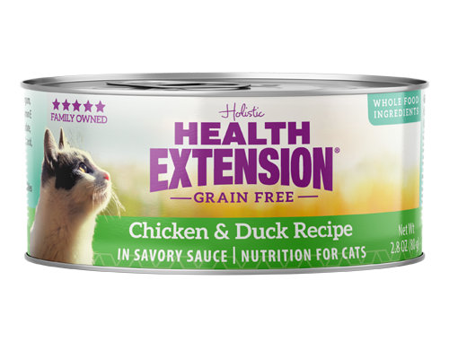 Picture of Health Extension Grain Free Chicken and Duck Recipe - 2.8 oz.