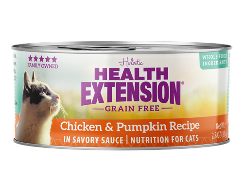 Picture of Health Extension Grain Free Chicken and Pumpkin Recipe - 2.8 oz.