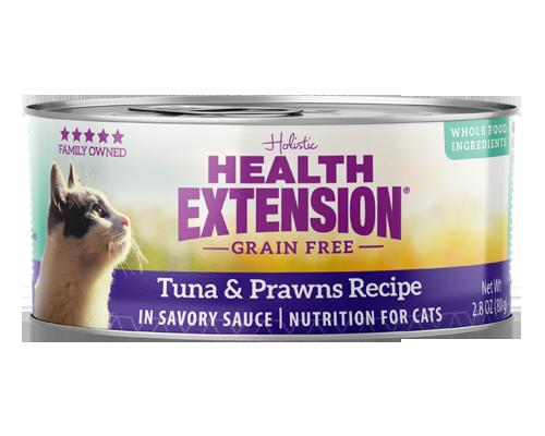 Picture of Health Extension Grain Free Tuna and Prawns Recipe - 2.8 oz.