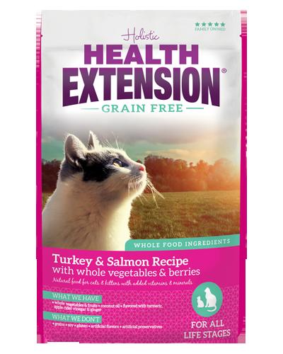 Picture of Health Extension Grain Free Turkey and Salmon Recipe - 4 lb.