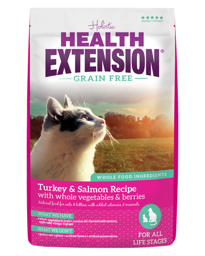 Picture of Health Extension Grain Free Turkey and Salmon Recipe - 15 lb.