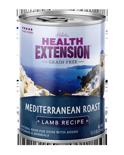 Picture of Health Extension Mediterranean Roast Lamb Recipe - 12.5 oz.