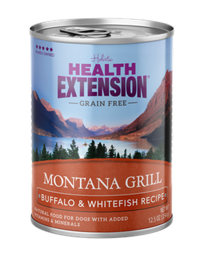Picture of Health Extension Montana Grill Buffalo & Whitefish Recipe - 12.5 oz.