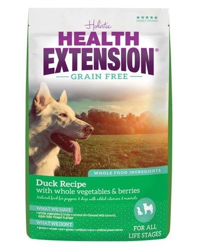 Picture of Health Extension Grain Free Duck Recipe - 10 lb.