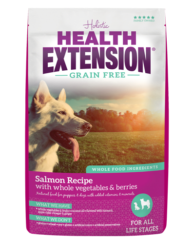 Picture of Health Extension Grain Free Salmon Recipe - 10 lb.