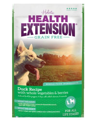 Picture of Health Extension Grain Free Duck Recipe - 23.5 lb.