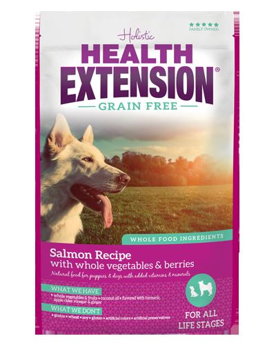 Picture of Health Extension Grain Free Salmon Recipe - 23.5 lb.